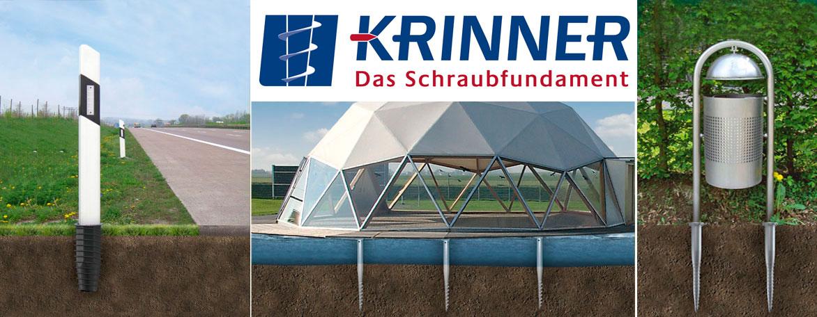 BTW-Mietservice Krinner Schraubfundamente