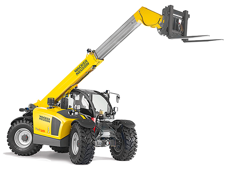 Wacker Neuson TH735 Teleskoplader
