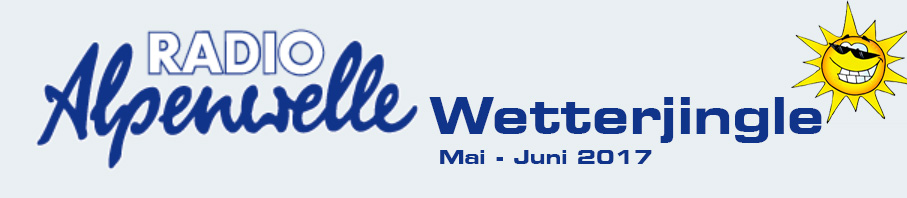 BTW-Mietservice Wetterjingle Alpenwelle