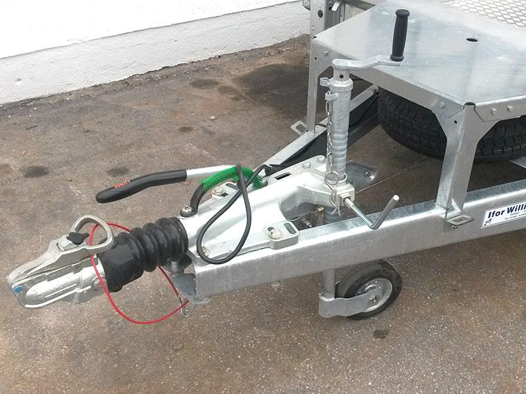 BTW-MIETSERVICE Ifor-GX126 Tieflader