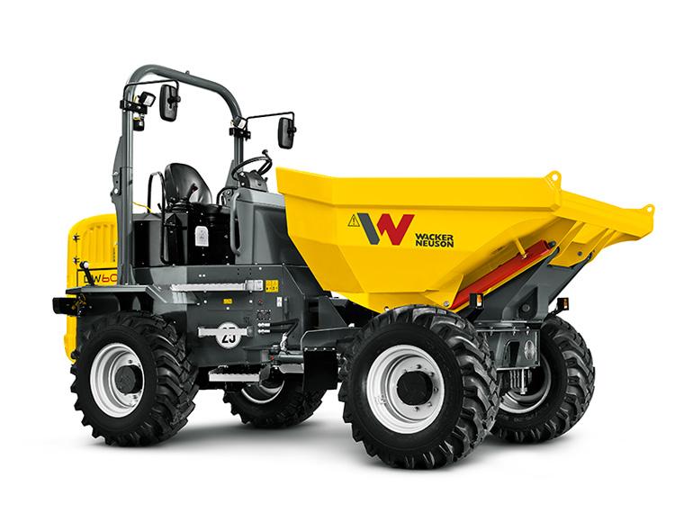 BTW-Mietservice Kettendumper DW 60